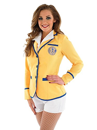 Holiday Camp Helper Hi-De-Hi Costume. Sizes 8 to 22