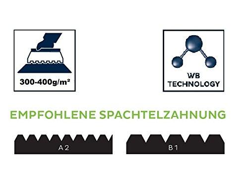 Bostik Objekt A2 PVC Belag Dispersionsklebstoff 14.0kg Eimer