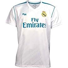 Real Madrid Camiseta replica oficial Infantil + Regalo Bolígrafo ...