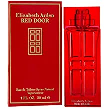 Red Door Ladies Edt Scent Women Fragrance Spray For Her 30ml With Gift Bag