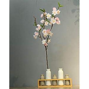 ZJJFZH Flores Decorativas Artificiales Fritillaria Lirio, nicho, decoración Personalizada, decoración de Flores Falsas…