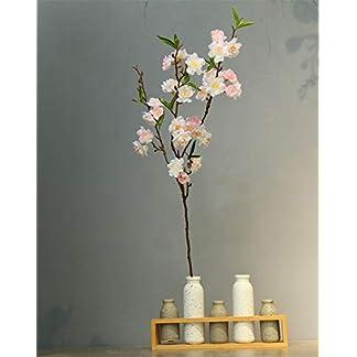 ZJJFZH Flores Decorativas Artificiales Fritillaria Lirio, nicho, decoración Personalizada, decoración de Flores Falsas, Conjunto diseño Floral Flores Artificiales Flores Artificiales
