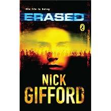 Erased (Puffin Teenage Books)