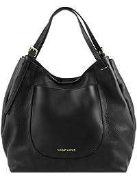 Tuscany Leather Cinzia - Sac shopping en cuir souple - TL141515