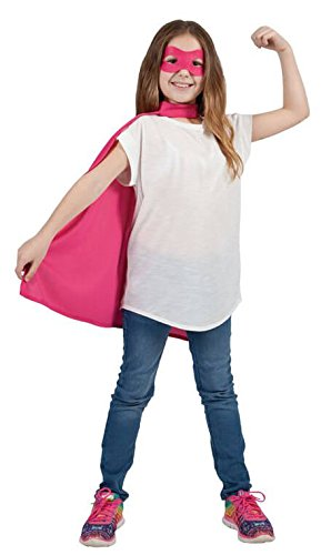 ro Cape & Mask Fancy Dress Costume (P Fancy Dress Kostüme)