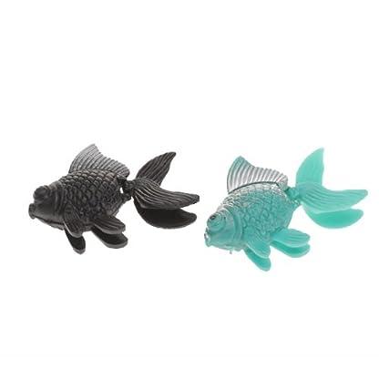 5pcs Plastic Artificial Fish Ornament for Fish Tank Aquarium 7
