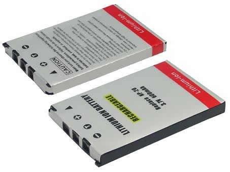 SDP - Batteria di ricambio Li-Ion per fotocamere digitali Casio