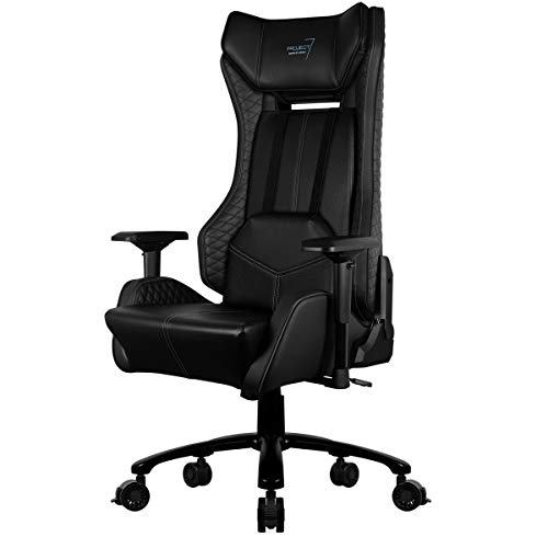 Aerocool ACGC-2005111.B1 P7-GC1 Air Gaming Silla - Negro