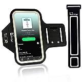 RevereSport Brassard Compatible iPhone X/XS. Armband de Sport pour Téléphone sans...