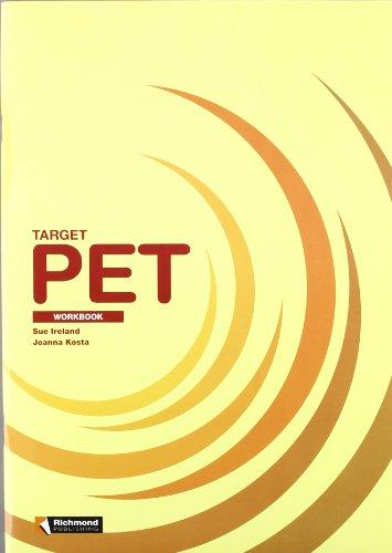 Target Pet Workbook - 9788466808712