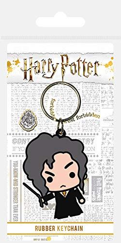 Harry Potter - Rubber Keychain Bellatrix Lestrange Chibi