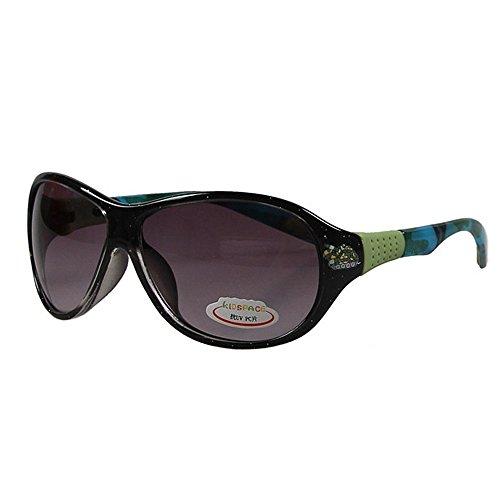 Yiph-Sunglass Sonnenbrillen Mode Herren-Sonnenbrille Camouflage Big Frame Kids Sport-Sonnenbrille für Jungen Umwelt UV-Schutz Kinder unzerbrechlicher Rahmen PC-Objektiv