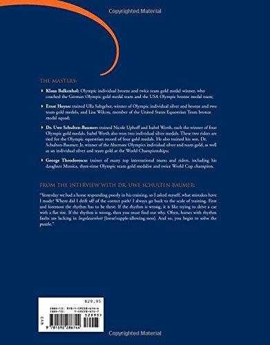 Dressage Masters: Techniques and Philosophies of Four Legendary Trainers: Klaus Balkenhol, Ernst Hoyos, Dr. Uwe Schulten-Baumer, George: Techniques and Philosophies of Five Legendary Trainers