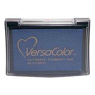 Tsukineko VC068 Versacolor Pigment Ink Pad - Atlantic