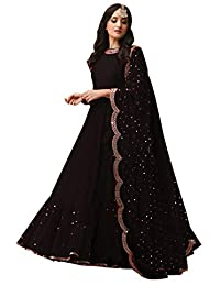 f16c185552 Blacks Women s Ethnic Gowns  Buy Blacks Women s Ethnic Gowns online ...