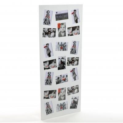 Izaneo - Pele-mele 21 photos blanc