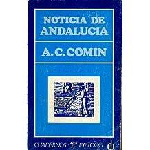 NOTICIA DE ANDALUCÍA. 1ª edición.