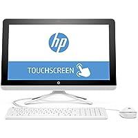"HP 22-b351ng 2.40GHz i3-7100U 21.5"" 1920 x 1080Pixeles Pantalla táctil Blanco PC todo en uno - Ordenador de sobremesa All in One (54,6 cm (21.5""), Full HD, 7ª generación de procesadores Intel® Core™ i3, 4 GB, 1000 GB, Windows 10 Home)"