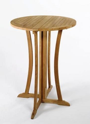 Garten Bar Gartenbar -Tisch GIN FIZZA 90 klappbar TL 8120