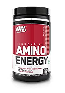 Optimum Nutrition (ON) Amino Energy Drink - 30 Servings (Fruit Fusion)270G