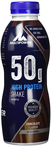 Multipower Protein Shake Chocolate, 6 l -