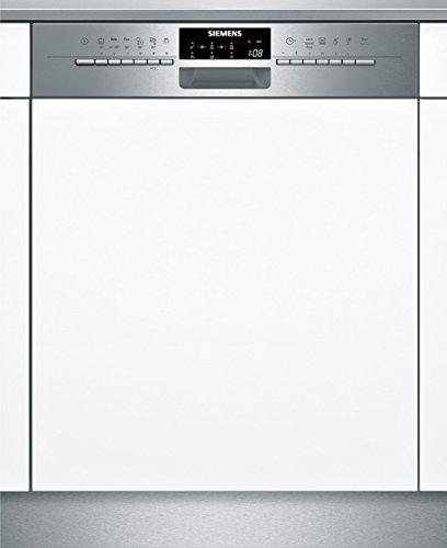 Siemens SN56P592EU iQ500 Geschirrspüler Teilintegriert / A+++ / 237 kWh / 14 MGD / 2660 Liter / 3-fach Wasserschutz 24h