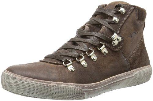 KangaROOS Primo Herren Hohe Sneakers Braun (brown 300)