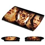 Sony Playstation 3 Superslim CECH-4000 Design Skin Folie Aufkleber - Herr der Ringe - Motiv 11