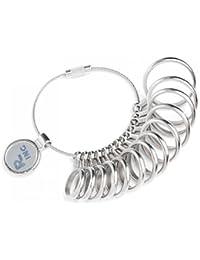Ringmaß Ringmesser Ringstock Multisizer Ringgröße messen universal