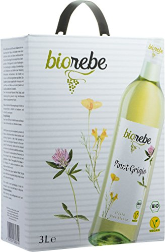 Biorebe Pinot Grigio BIB (1 x 3 l)