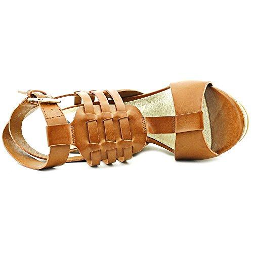 G By Guess Donnte Femmes Synthétique Sandales Compensés Medium Brown