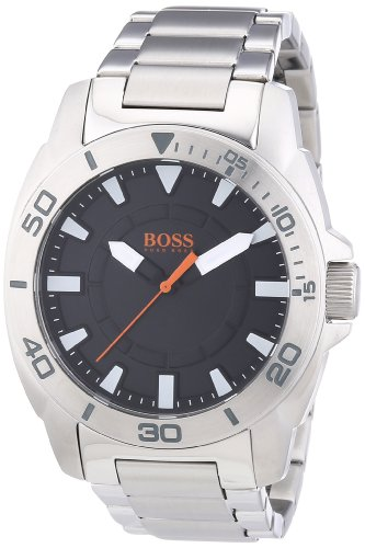 Boss Orange Men's Watch XL Analogue Quartz Stainless Steel Big Day 1512946