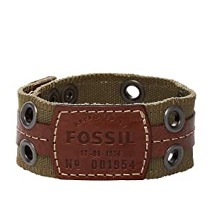 Fossil Herren-Armband Messing JF87330040