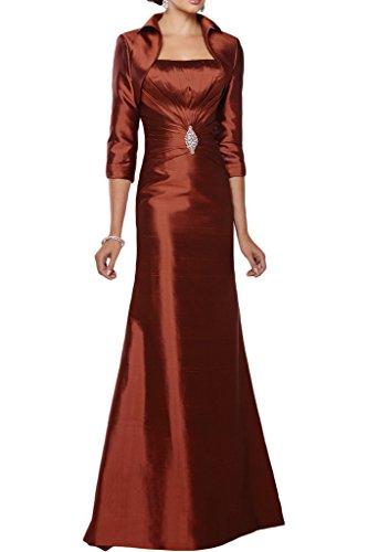 Missdressy - Robe - Femme Dunkelorange