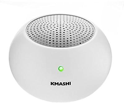 KMASHI Purificador de Aire Ozonizador Portátil Exhalando Ozono para Quitar el Mal Olor Eliminar Bacterias Virus y Hongos Aceptable para Lugares Pequeños Estancos tal como Nevera Armario Organizador De Zapatos