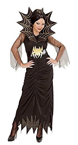 Widmann 3149D Erwachsenenkostüm Spiderlady, 48 (Spider Woman Kostüm Uk)