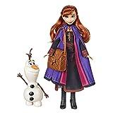 Disney La Reine Des Neiges 2 - Coffret Poupee Princesse Disney Anna et Olaf