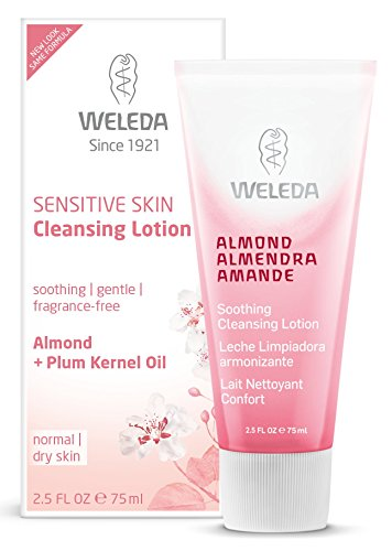 Weleda Organic Almond Soothing Natural Cleansing Lotion