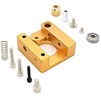 Redrex Aluminium Rahmen rechten MK8 Extruder für 3D-Drucker Reprap Prusa i3