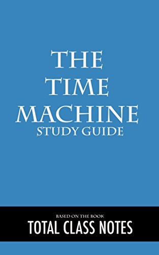 the-time-machine-study-guide-english-edition