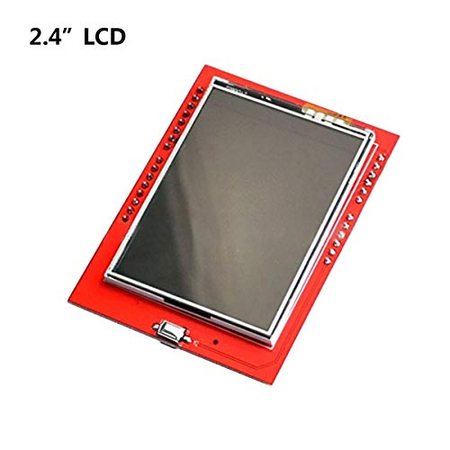 Jinxuny Touch Screen Display Shield Module 2.4 Zoll LCD TFT Touch Screen Display Shield Module für Arduino UNO MEGA 2560 PI Touch-screen Shield