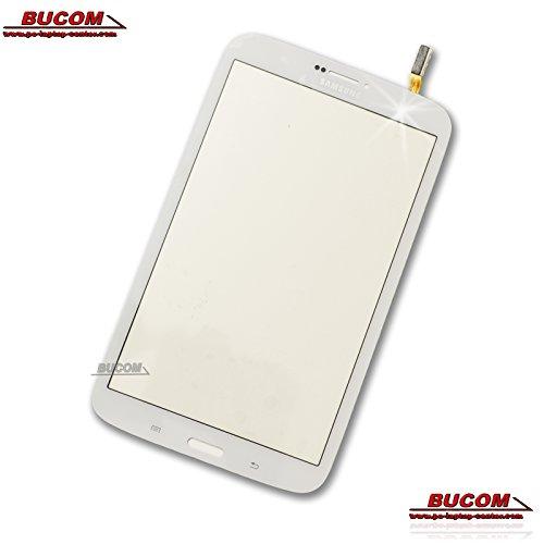Display Glas für Samsung Galaxy Tab 3 8.0 SM T311 T315 Touchscreen Scheibe Digitizer weiss