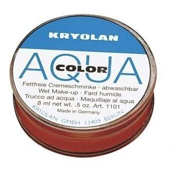 Makeup Kryolan Aquacolor 8ml Amarillo