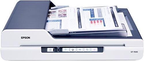 Epson GT-1500 DIN A4 Dokumentenscanner (1200 DPI, USB 2.0, Autom. Dokumenteneinzug bis zu 40 Blatt) - 3
