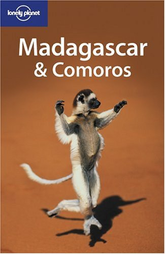 4th Edition Lonely Planet Madagascar  4th Ed.