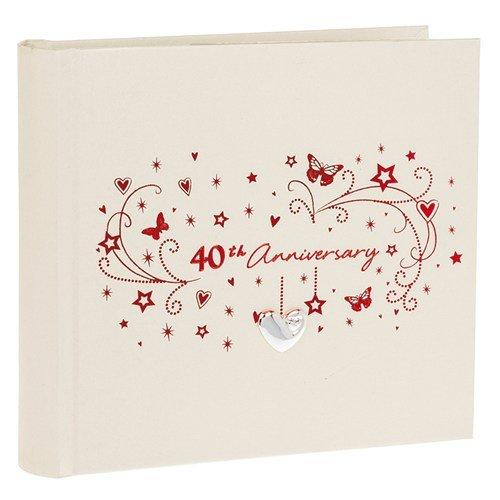Stella Cluster Album 40 ° anniversario di Ruby Grande