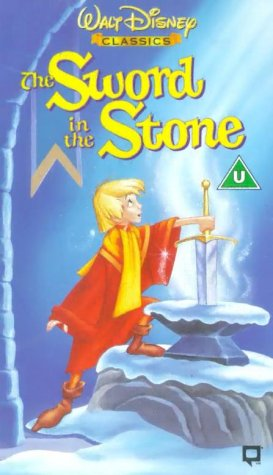 the-sword-in-the-stone-1963-disney-vhs