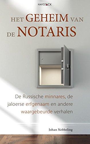 Het geheim van de notaris (Dutch Edition)