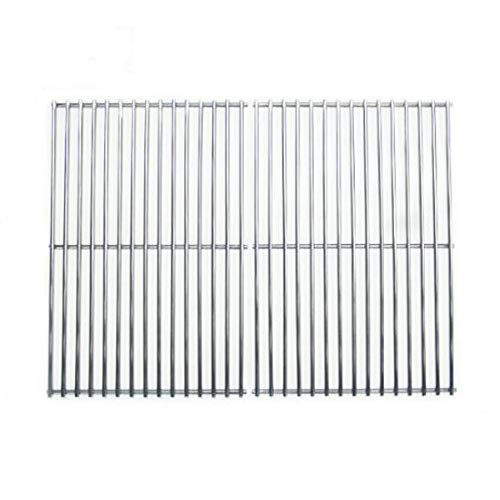 Bar. b.q.s 5s612set di 2, filo in acciaio inox bbq griglia modelli parti di ricambio per select brinkmann, charmglow, jenn-air 720–0511; nexgrill 720–0057e turbo gas grill models