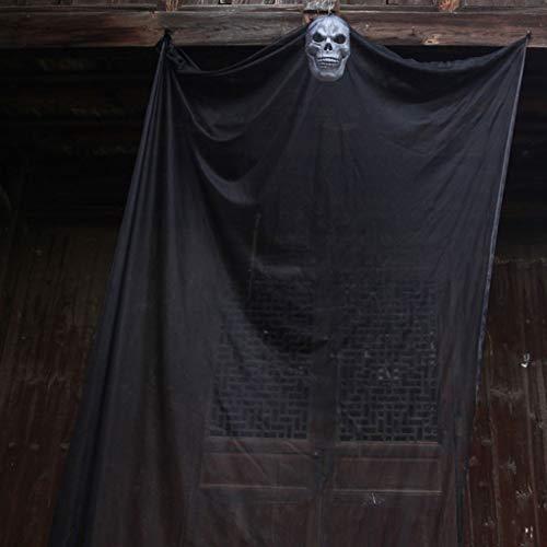Topker Halloween Props Scary Ghost-Dekoration-Partei Hanging Skeleton Fliegen-Geist für Yard Outdoor Indoor Bar Urlaub